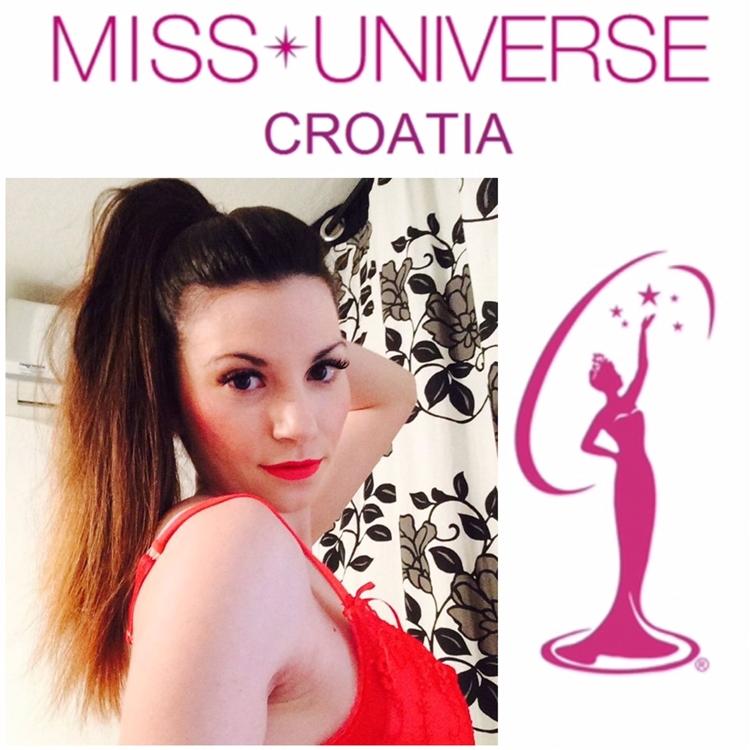 Miss Universe Sara Knezević