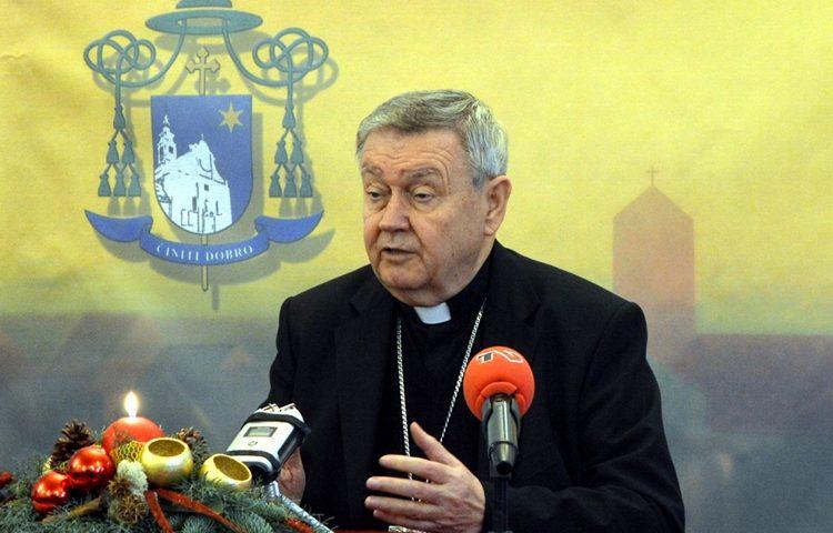 biskup Josip Mrzljak