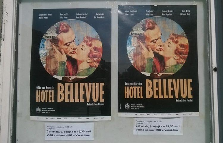 HNK Varaždin Hotel Bellevue
