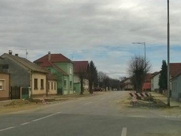 Ludbreg Frankopanska ulica