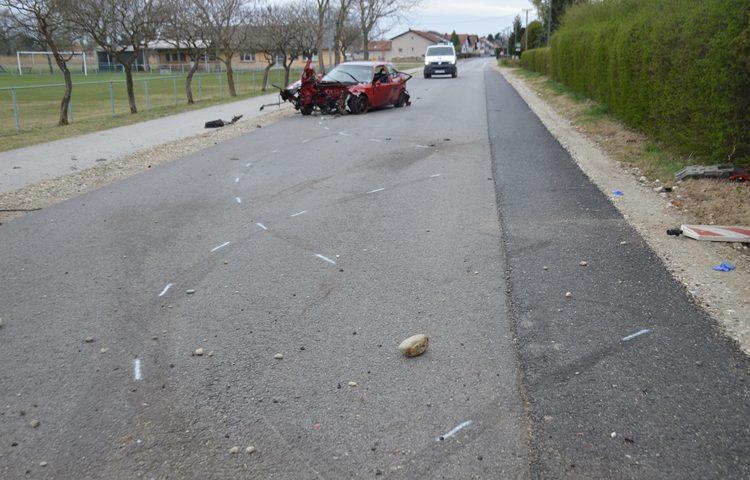 prometna nesreća PUM
