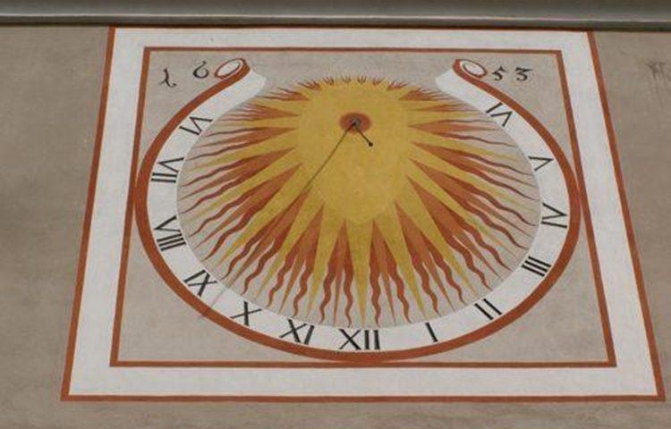 sunčani sat