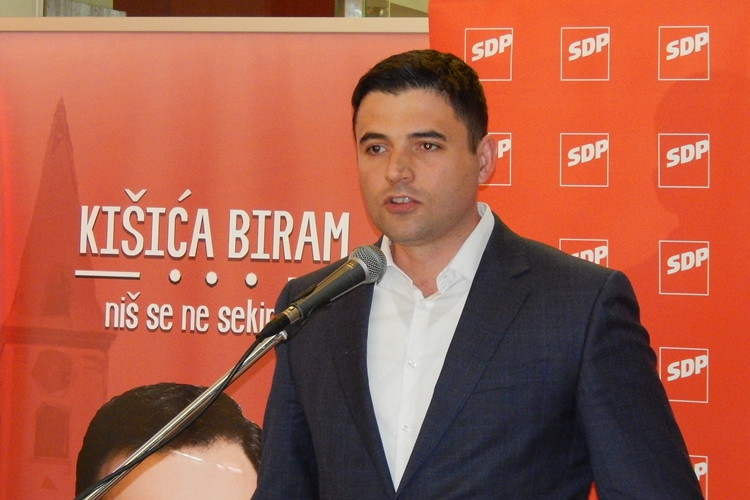 SDP Bernardić