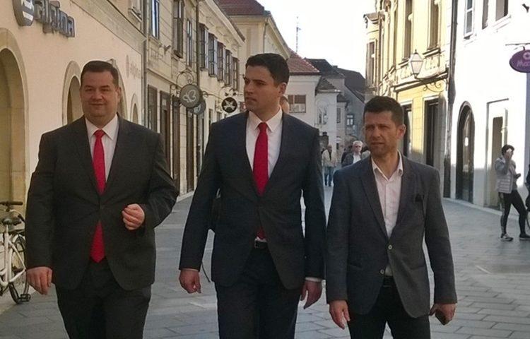SDP Kišić Bernardić Habek
