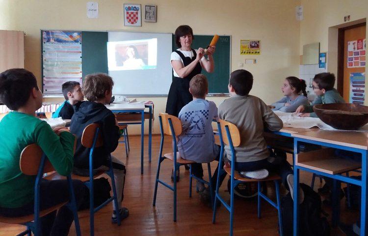 Varaždinske Toplice škola