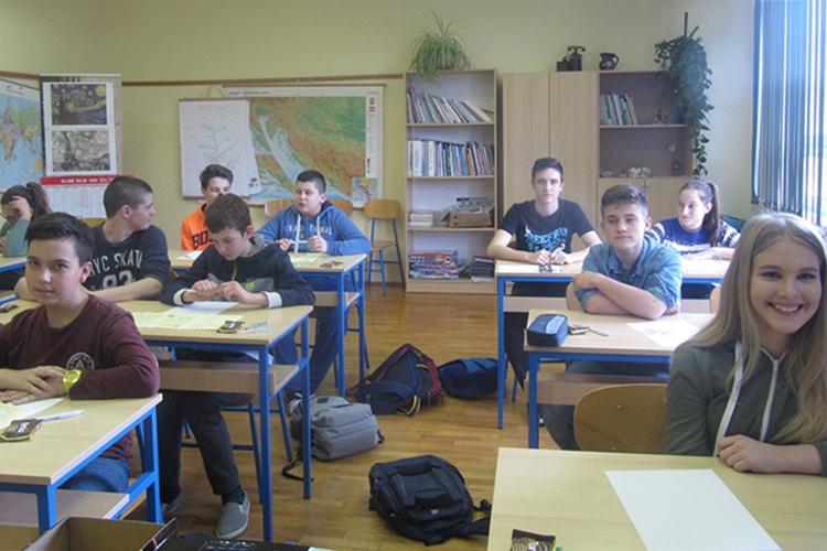 Varaždinske Toplice škola Klokan bez granica