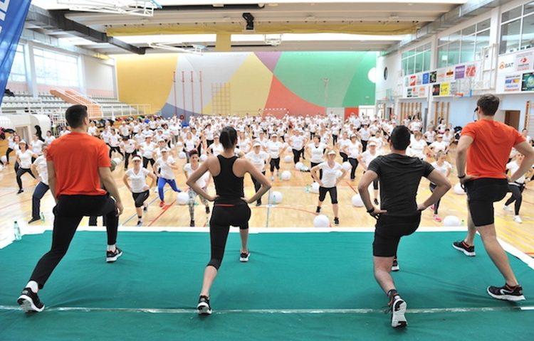 vježbanje Mursko Središće