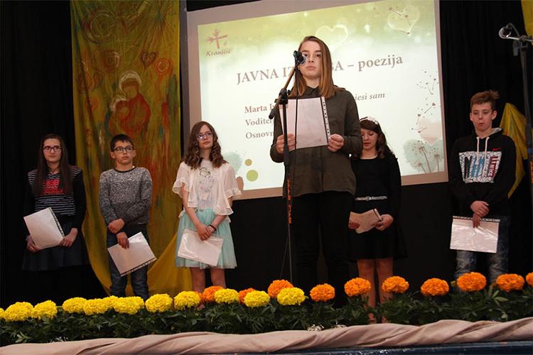 Marta Ivanek, Ljubešćica