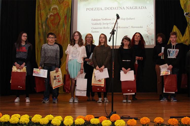 Nagrađeni radovi - poezija