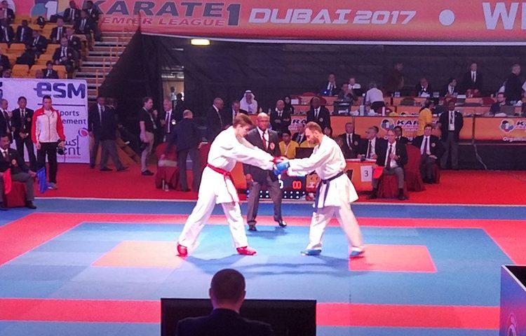 karate Enes Garibović