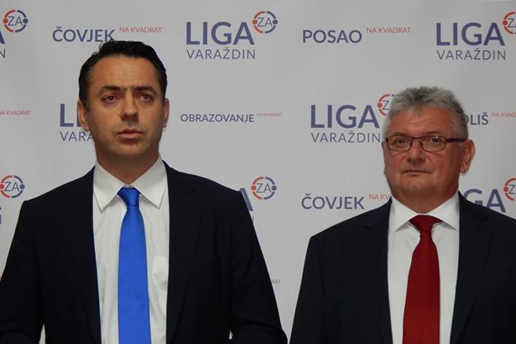 Liga za Varaždin