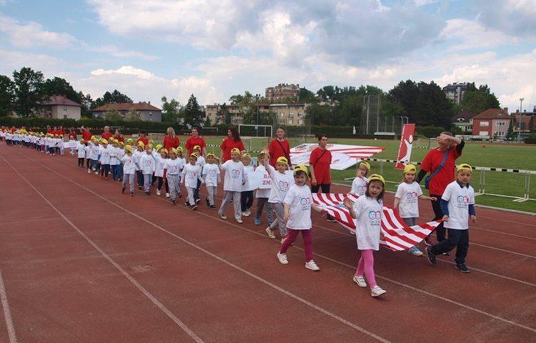 Olimpijski festival dječjih vrtića Varaždin