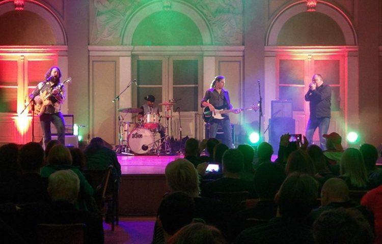 Jeff Jensen band u Varaždinu