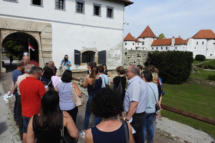 Društvo turističkih vodiča Varaždin