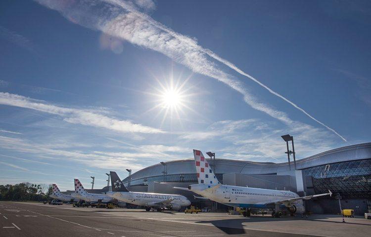 avioni Croatia airlines