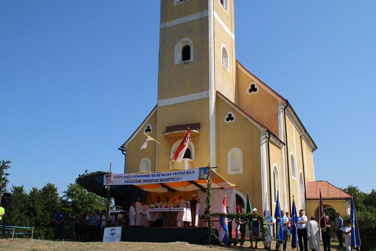 Kamenica crkva