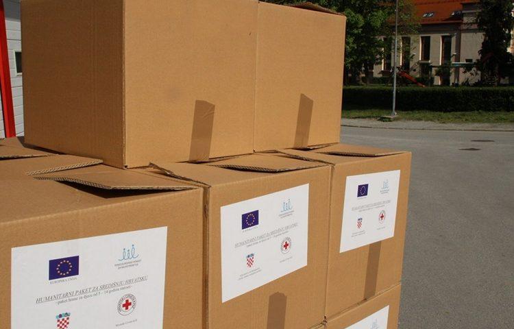 paketi humanitarne pomoći