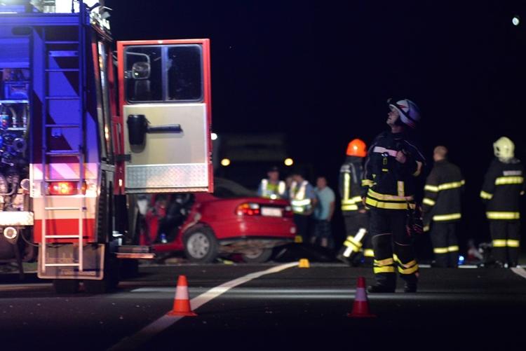 prometna nesreća Lužan