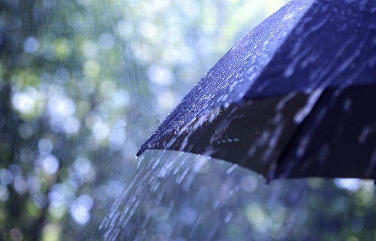 kiša kišobran