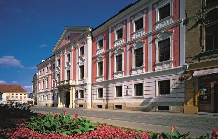 Županijska palača Varaždin