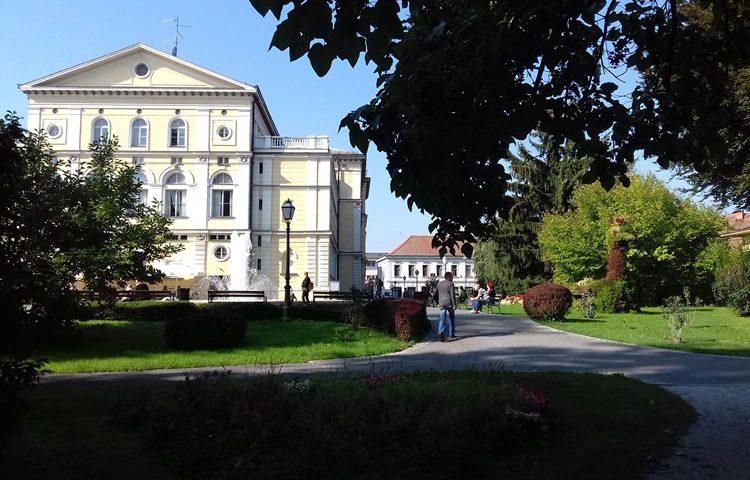 park kazaliste