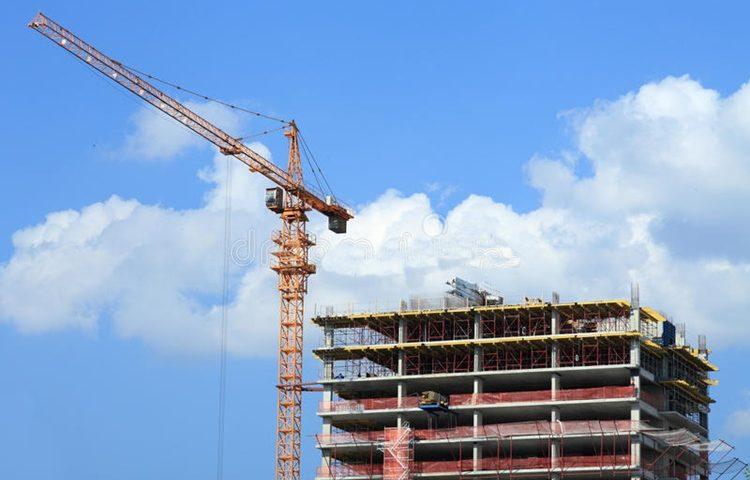 zgrada u izgradnji