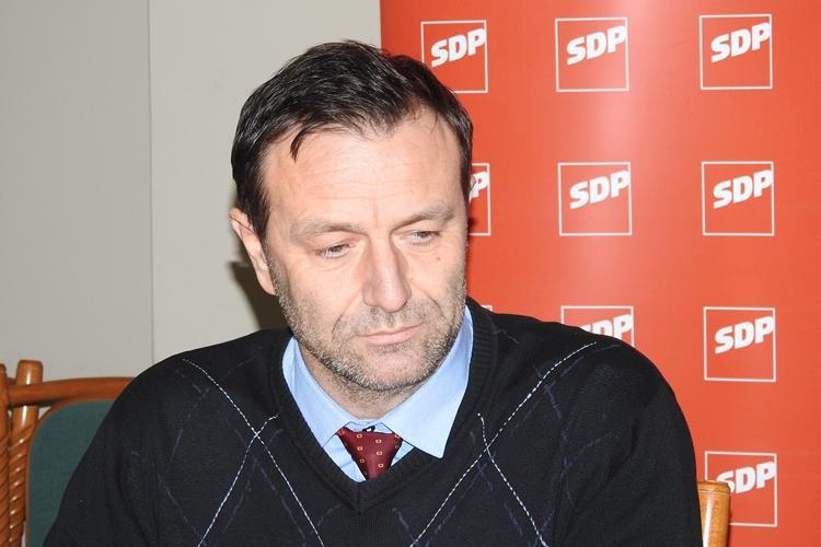 SDP Neven Bosilj