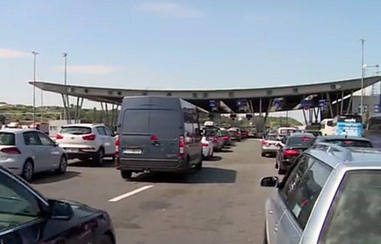 promet granica guzva