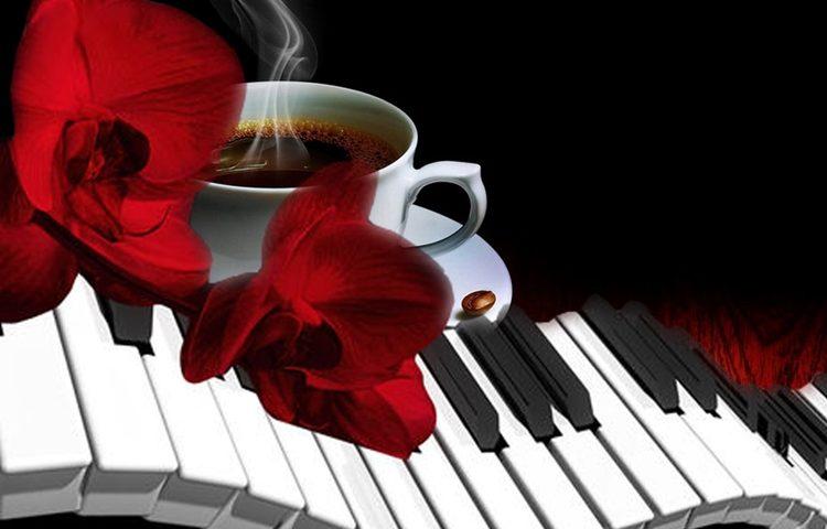 koncert uz kavu