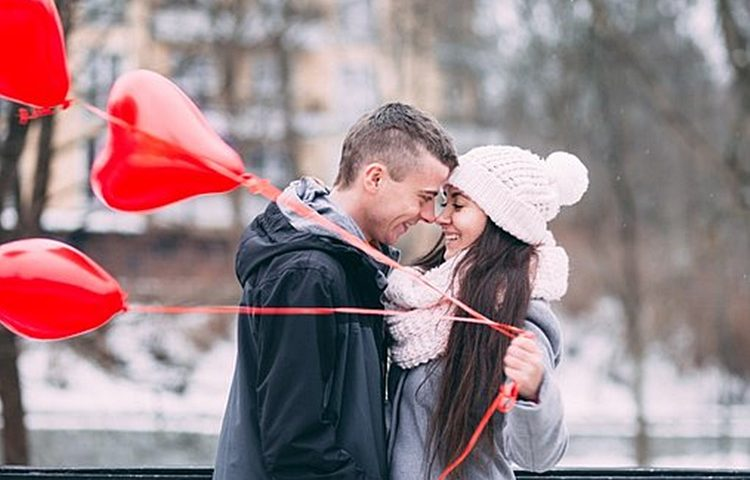 ljubav valentinovo
