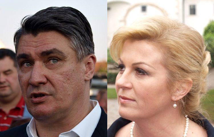 Milanović Grabar Kitarović