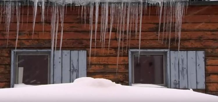 snijeg zima
