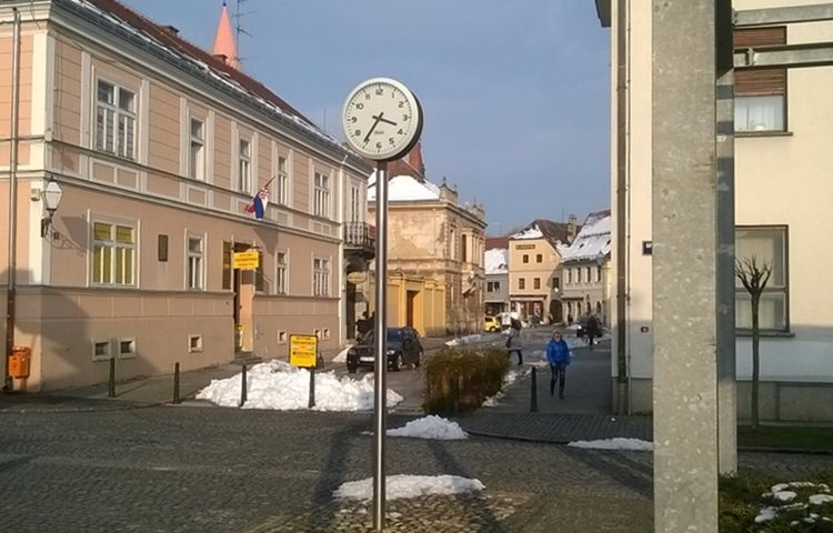 Kapucinski trg sat