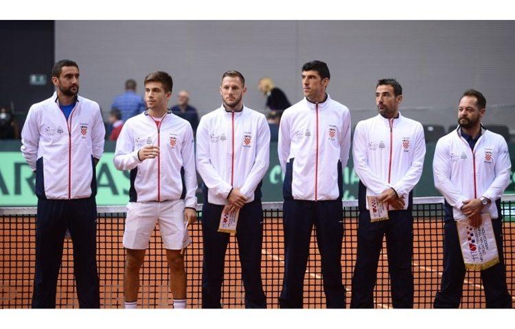 Davis Cup Hrvatska