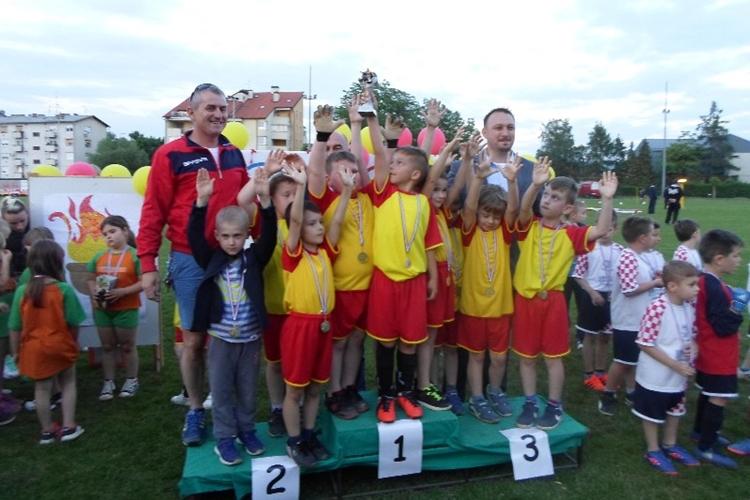 Olimpijski festival dječjih vrtića - Novi Marof