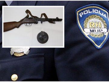 oruzje policija