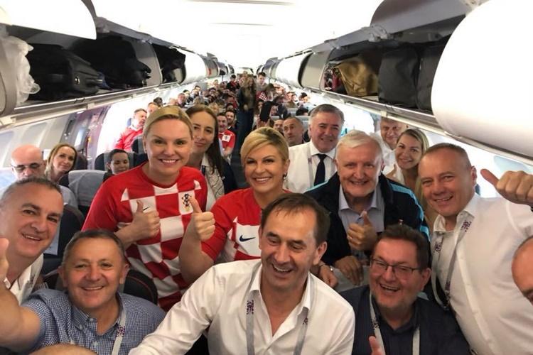 kolinda u avionu