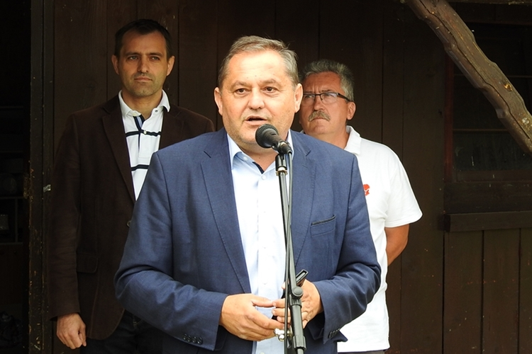 Žetvene svečanosti općine Trnovec Bartolovečki