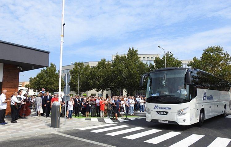 Autobusni kolodvor Varaždin