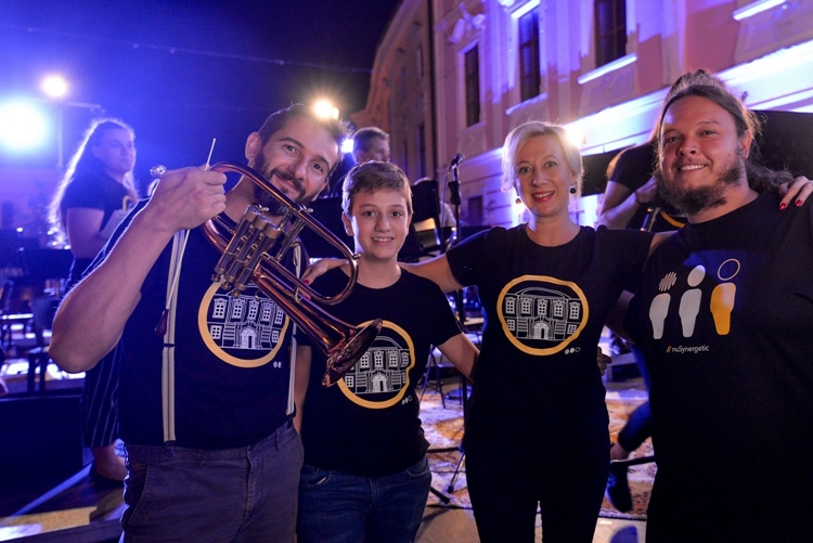 Varaždinska županija Glazbena škola nuSynergetic Orchestra