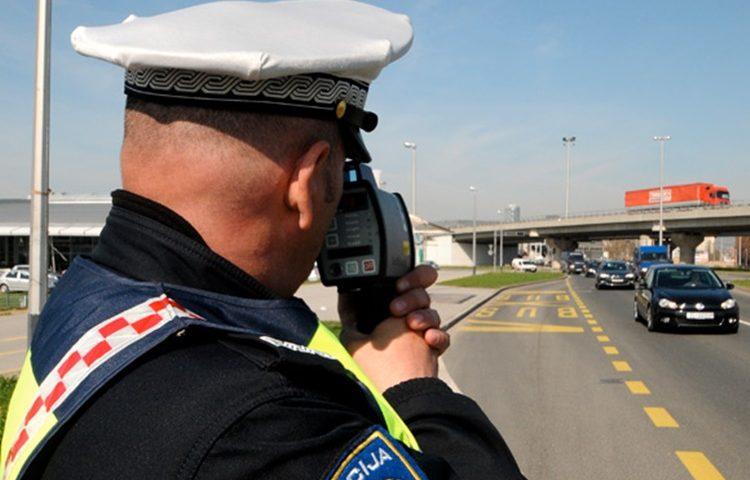 policija brzina