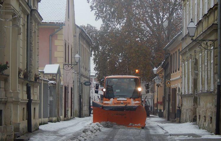 varazdin snijeg ralica