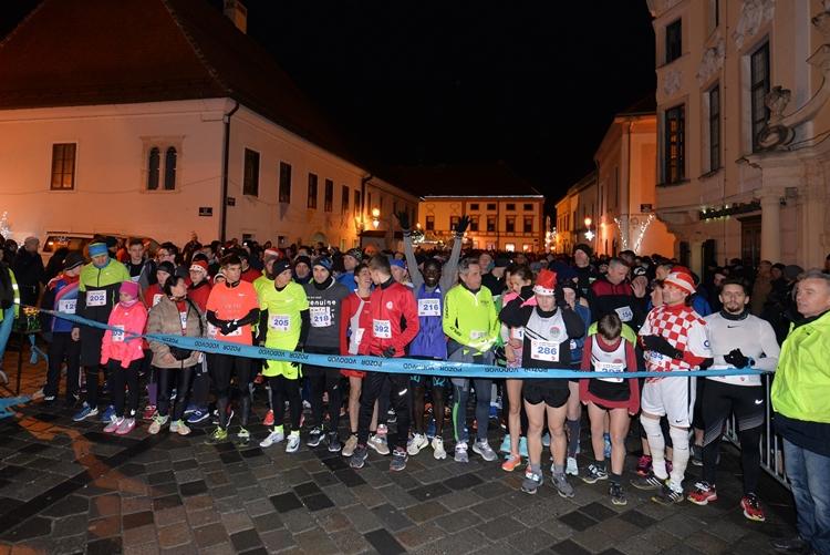 Novogodišnja utrka Varaždin