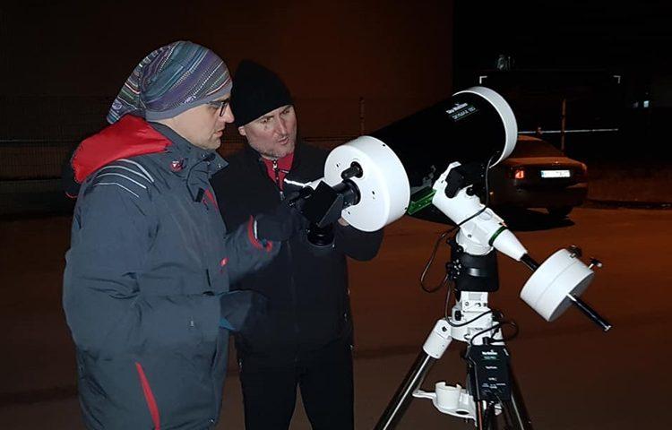 Astronomsko društvo Varaždin