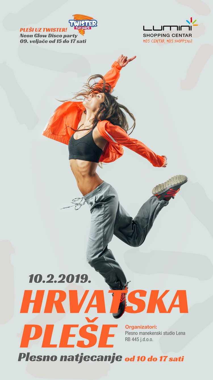Hrvatska plese