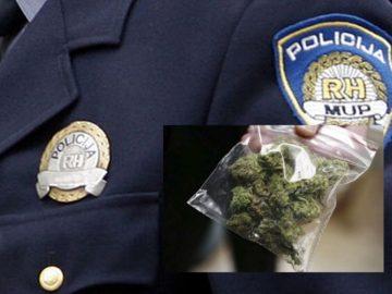 policija marihuana