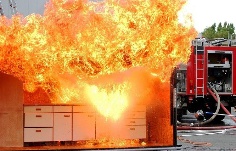 vatrogasci pozar