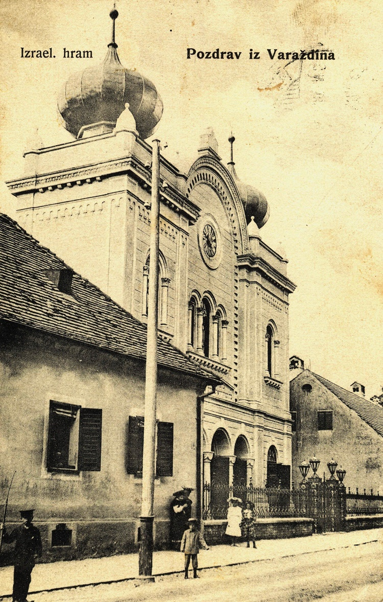noc sinagoga