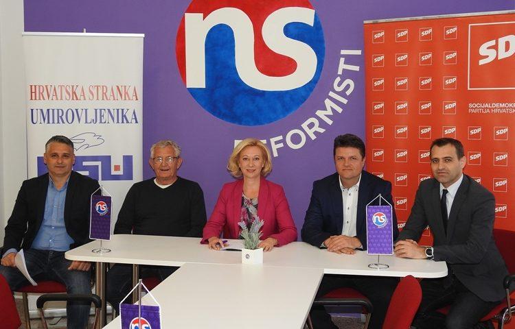 Reformisti SDP HSU