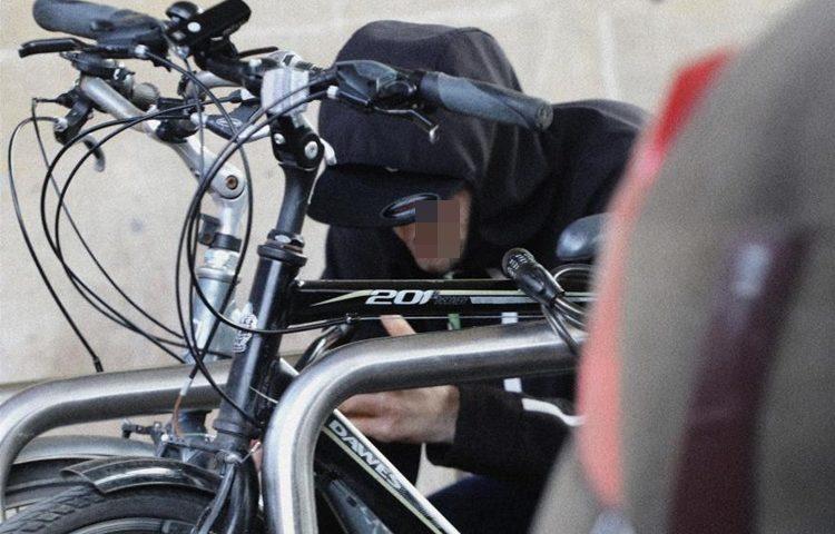 lopov bicikl kradja